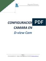 Configuracion de Camara en DVIEWCAM
