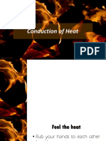 Conduction of Heat