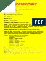 Auditor Interno OHSAS 18001