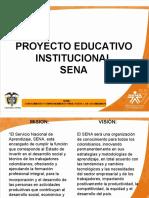PROYECTO EDUCATIVO SENA