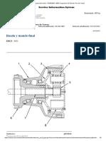 Mando Final Triple Reduccion - RSNR9584 - Excavadoras Hidráulicas