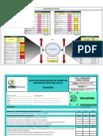 SSYMA-P03.14-F09 Lista de VCCC Voladura V1