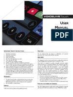 VoiceLive Touch Complete Manual ENG v1-2