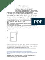 AVR MkII Lite Manual