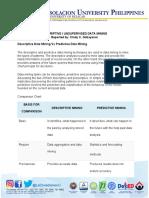 STRAMA Paper Report Group 3 b