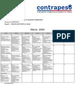 MInuta de alimentos pdf