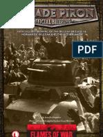 Belgian Brigade Piron