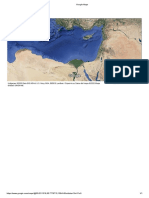 Google Maps Medio Oriente