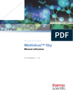 Multiskan Sky User Manual French