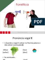 Dicas de fonética atualizado