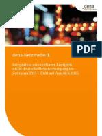 Endbericht Dena-Netzstudie II