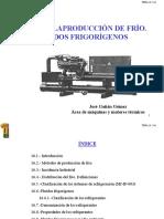 Producción de Frío- Ingeniería térmica