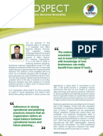 Business Advisory Newsletter Vol1 Nov 2010