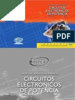 MT.3.4.2-242)06, CIRCUITOS ELECTRONICOS DE POT