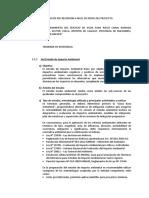 TDR Perfil canal ambiental