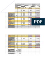 incoterms excel TALLER 1