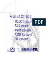 Structural Steel Property
