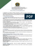 Edital Concurso 2010 Site