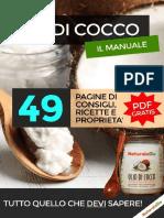 Il Manuale dell'olio di cocco