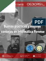 Buenas practicas y mejores consejos en Informatica Forense