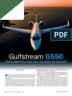 Gulfstream Report