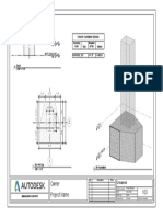 Structural Sample drawing