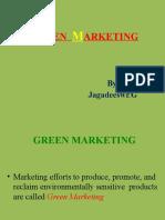 Green Jaggu