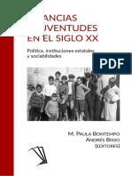Leandro Stagno - Una cultura juvenil callejera. Sociabilidades y vida cotidiana de varones jóvenes en la ciudad de La Plata (1937-1942)