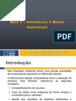 Aula 02 - Automação e Controle de Processos Industriais