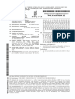 WO2016079164A1 Pianfetti procedure Sulfuryl chloride catalyst