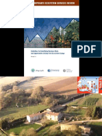 English Ecosystem Services Review