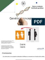 Psicología y genes