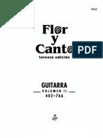 Flor y canto Tercera Edición Volumen II.pdf