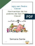 Colegio san Pedro Claver Semana santa 2019