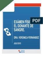 disertacion Dra V Fernandez