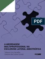 Esclerose Lateral Amiotrofica - abordagem multiprofissional