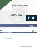Historia de Mex I Noviembre 2017