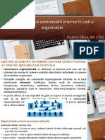 proiect managementul informațional