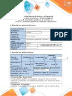 Guía de actividades y rúbrica de evaluación - Paso 2 - Analizar Legislación Comercial Colombiana.docx