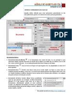 Interfaz y herramientas de CS6