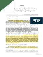 A América do Sul no discurso diplomático brasileiro ☑.pdf