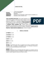 CONTESTACION EJECUTIVO ESPECIALISTAS EN PEDIATRIA Y GINECOLOGIA 2018-