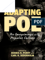 Dennis R. Perry, Carl H. Sederholm (eds.) - Adapting Poe_ Re-Imaginings in Popular Culture-Palgrave Macmillan US (2012)