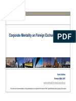 Corporate Mentality on Foreign Exchange Hedging.pdf