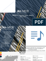 GROUP PROJECT AIR MOB S-1