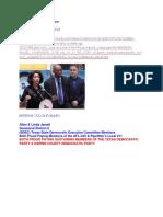 Allan Jamail - See Lina Hidalgo's News Conference Harris County Coronavirus
