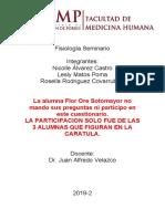 Fisiología Seminario semi 14 todo