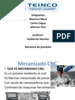 EXPOCISION MECANICA DE PRECISION 2