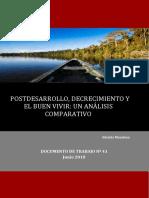 00000 - Postdesarrollo decrecimiento y el buen vivir Un análisis comparativo - Nicolás Mandeau.pdf