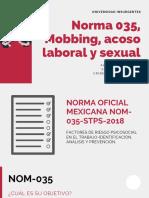 NOM-035-STPS-2018